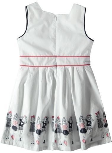 Baskılı Elbise-Asymmetry